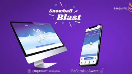 Pragmatic Play Unveils its Winter-themed Bingo 'Snowball Blast'