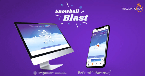 Pragmatic Play Unveils its Winter-themed Bingo 'Snowball Blast'