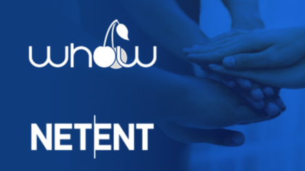 Whow Games Signs Partnership with NetEnt to Expand Games Portfolio