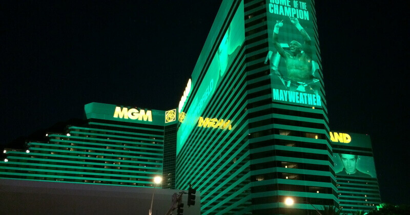 Entain requests additional information re: £8bn offer from MGM Resort