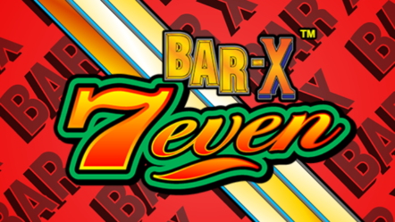 Realistic Games releases BAR-X™ 7EVEN as part of Electrocoin Portfolio