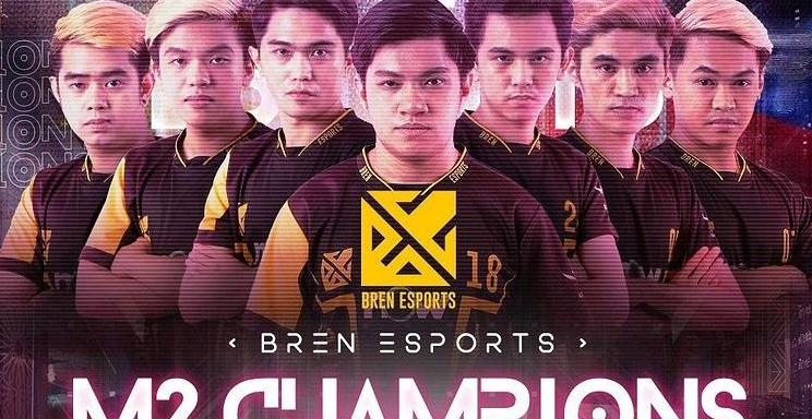 Mobile Legends: Bang Bang M2 World Championship – BREN Esports is finally sitting on the throne