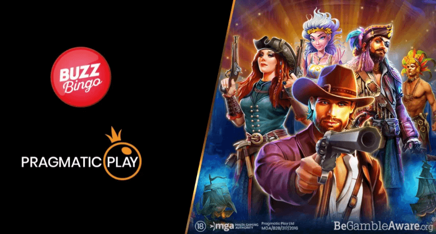 Pragmatic Play strengthens its UK presence with Buzz Bingo slots deal