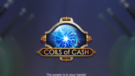 """Play'n GO Marking its New Year with """"Electric"""" Start Coils of Cash"""