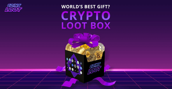 CoinsLoot Introduces World's First Crypto Loot Boxes