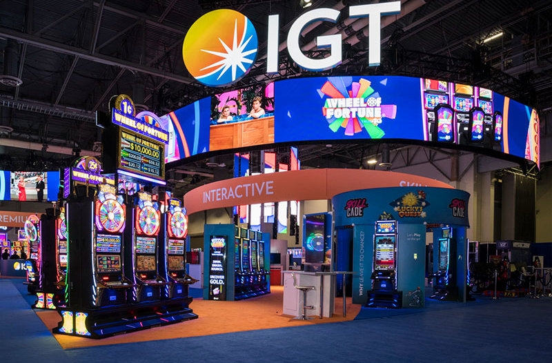 IGT secures Nevada approval for cashless module