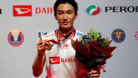 Worlds Badminton top-ranked tests positive for Coronavirus