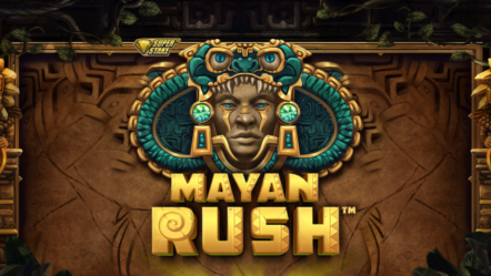 Stakelogic takes players on a mystical adventure in its latest release Mayan Rush™