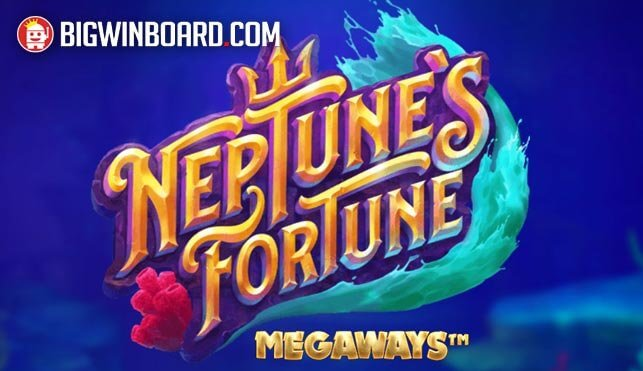 New Game Alert: Neptune's Fortune Megaways by iSoftBet
