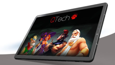 QTech Games announce high-profile partnership with Evolution