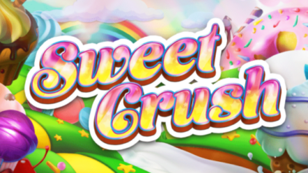 Indulge your sweet tooth in Tom Horn Gaming's Newest slot title Sweet Crush