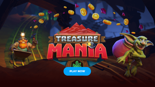 Evoplay Entertainment invites players for an epic adventure in Treasure Mania