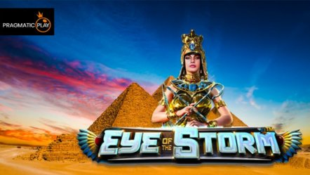 Pragmatic Play release new slot game Eye of the Storm