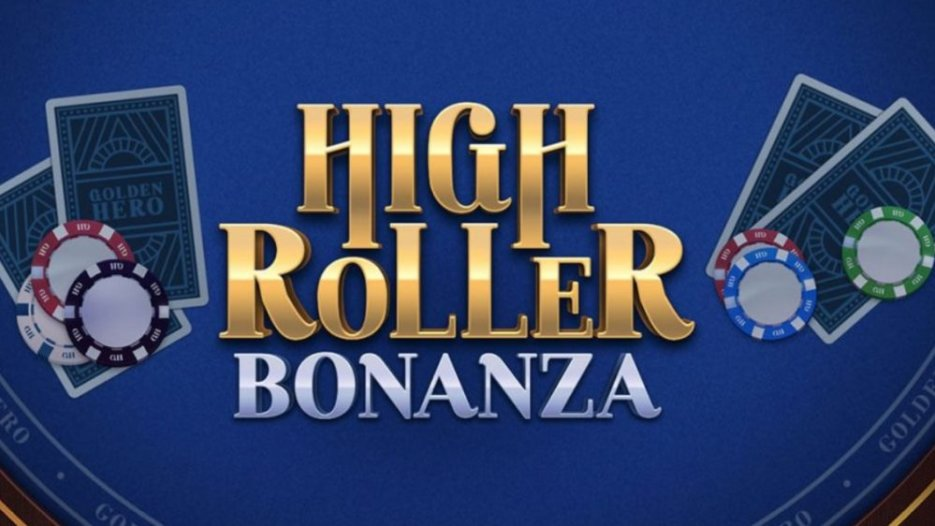 Game Spotlight: High Roller Bonanza by Golden Hero