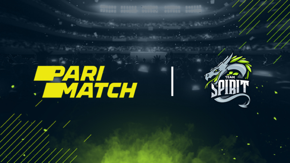 Parimatch and Team Spirit announce extended partnership