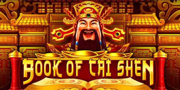 New Game Alert: Book of Cai Shen by iSoftBet