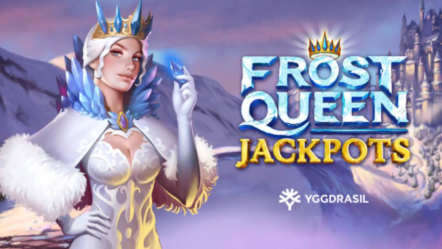 Yggdrasil releases the latest winter-themed slot Frozen Queen Jackpots