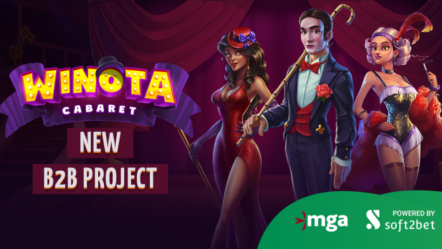 Soft2Bet launch new digital casino Winota
