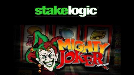 New Game Alert: Mighty Joker by Stakelogic