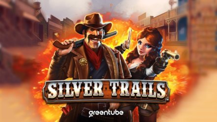 Greentube release new online casino game Silver Trails