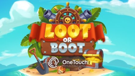 OneTouch release new arcade game Loot or Boot