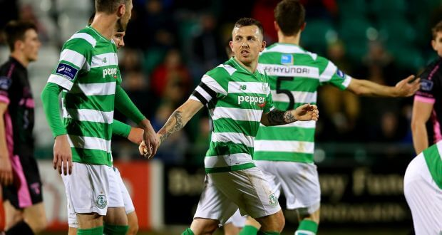 888 signs new partnership with Shamrock Rovers