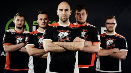 Virtus.pro extend partnership with HyperX