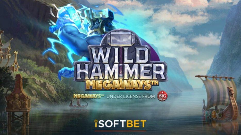 New Game Alert:  Wild Hammer Megaways by iSoftBet