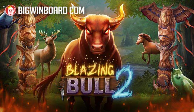 Kalamba Games announce the launch of Blazing Bull 2