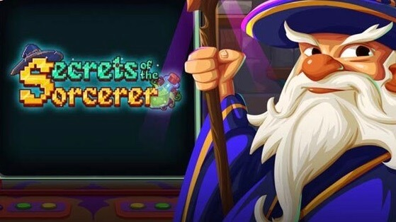 New Game Alert: Secrets of the Sorcerer by iSoftBet