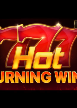 Playson release new slot game Hot Burning Wins